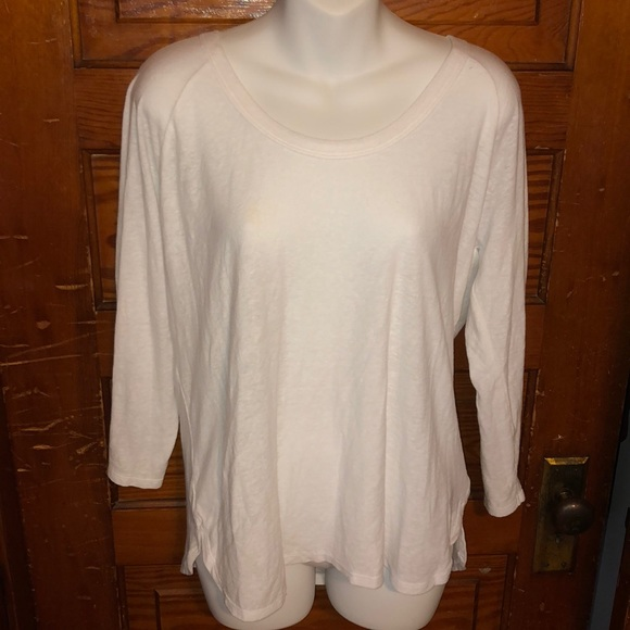 James Perse Tops - Standard James Perse White Tee